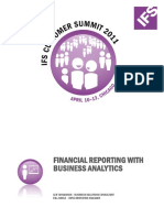 Financial Reporting With Business Analytics