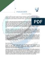 paramarsh_casestudy