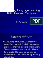 Diagnosing Learning Difficulties AP