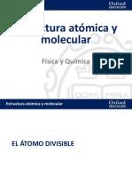 Estructura Atomica Molecular