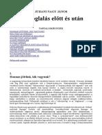Juhani Nagy Janos Honfoglalas Elott Es Utan