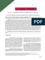 2- Prevalencia de Anomalías Dentomaxilares y Necesidad de Tratamiento en Adolescentes