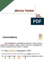 07- Concordancia Verbal