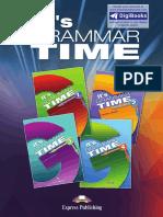 It's Grammar Time 1-4 sample