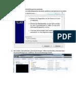 Mercedes-Benz Download Manager Installation Instructions Customer Es