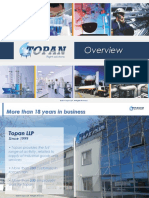 14Topan LLP - Overview (2017)