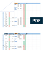 OSINT Tool Comparison Table - Comparison Table