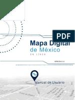 mapa digital de mexico