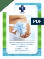 SIGC SIAU It 01 Atencion Preferencial Embarazadas