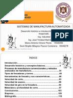 Sistemas de Manufactura Automatizada Proyecto Final