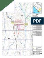 PEA-02 B Plano de Concesiones Mineras EMASY-MS-UPC-01