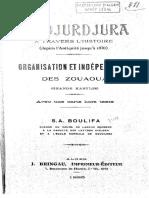 21988564 Le Djurdjura a Travers l Histoire Par Ammar Ou Said Boulifa 1925