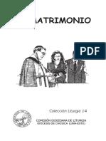 Colección Liturgia - El Matrimonio