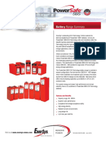 Data Sheet Powersafe Battery Professional