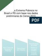 Perfil Da Extrema Pobreza No Brasil - Aula 3