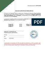 Postulaciones Hechas Al 14.7