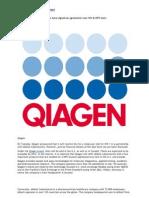Qiagen & Abbott sign contract