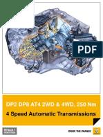 Brochure Renault BVA DP2