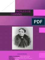 Teresa Gonzáles de Fanning