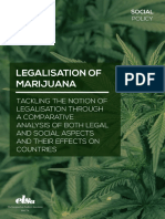 Legalisation of Marijuana
