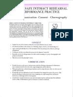 Pillars of Consent & Kissing Protocol