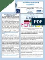 Carrabelle Chamber of Commerce E-newsletter for November 23rd