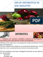 Antibiotics In Food Preservation