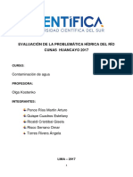 CONTADEAGUA_INFORME DE ANALISIS DE AGUA DEL RIO CUNAS