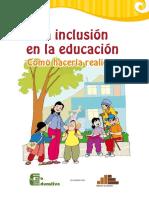 2) La Inclusión de La Educación -1