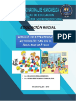 09_ Estrategias Metodologicas en El Area Matematica