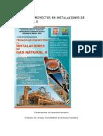 Técnico de Proyectos en Instalaciones de Gas Natural