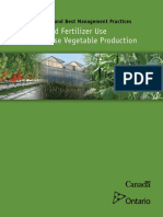 Greenhouse - Water and Fertilizer Use1