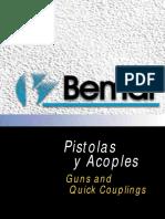 Pistolas y Acoples