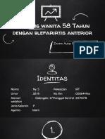 blefaritis anterior