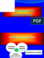 SEguridad Laboratorio