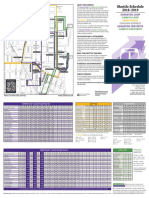 Northwestern Shuttle Map and Schedule