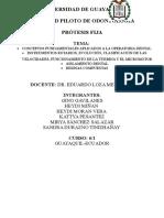Definicion de Las Resinas Compuestas (1)