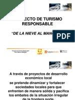 Proy Turismo Responsable