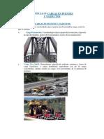 Tipos de Cargas en Puentes y ViaductosCG