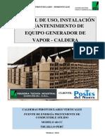 Ficha Técnica de La Caldera