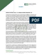 Puntocom - Gremios y Ley de Financiamiento