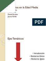 Bestiarios en La Edad Media, AEREO E IGNEO