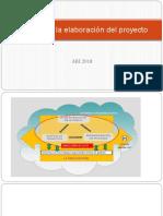 Bases Para La Elaboración Del Proyecto 2018