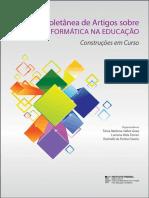 Coletânea  Informática na Educação IFES
