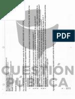 Correos Pizano Argeu y facturas