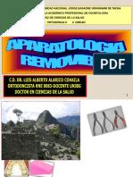 Aparatología Removible  parte 3
