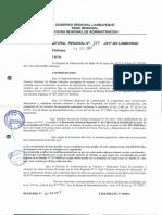 Resolucion Tribunal Registral - Prescripcion Adquisitiva de Dominio