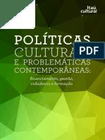Politicas Culturaus e Problematicas contemporaneas