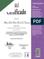 Certificado Uti