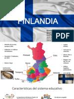 Presnetacion Finlandia